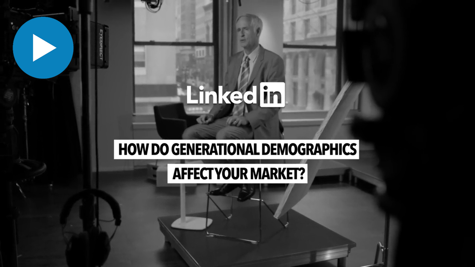 LinkedIn's Video on Our Generational Definitions | DesignLens
